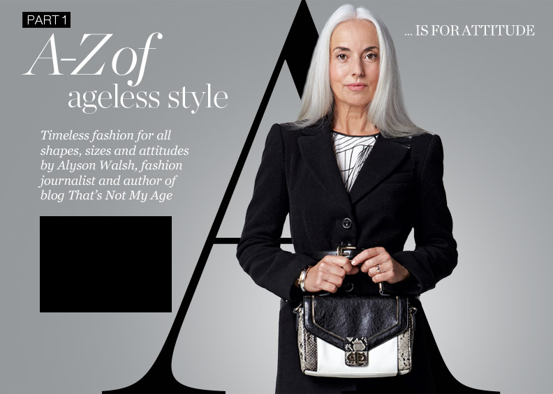 Ageless Style at M&S
