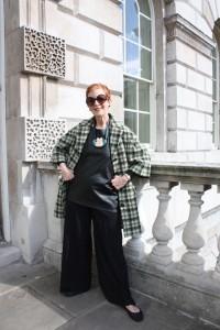 Style at any age: London Fashion Week