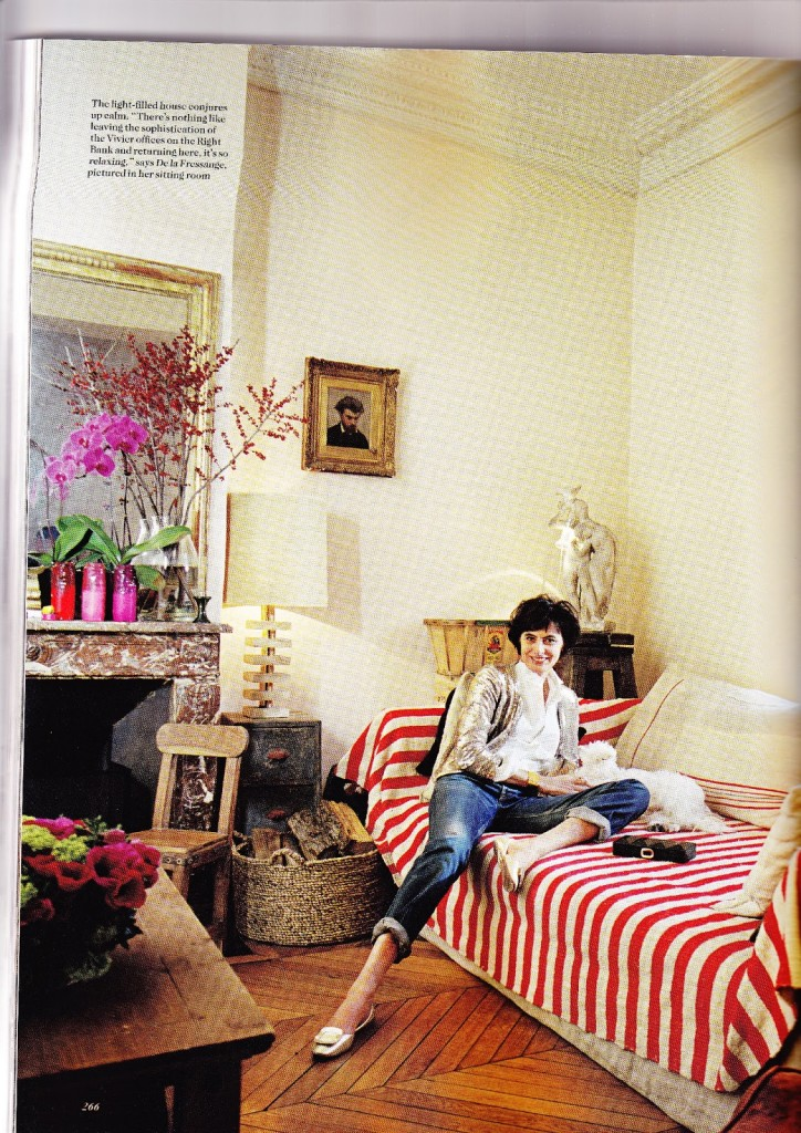 ines de la fressange on french style that 39 s not my age. Black Bedroom Furniture Sets. Home Design Ideas