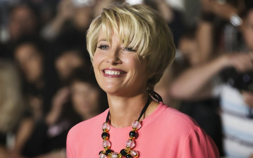 Style Inspiration Emma Thompson That S Not My Age