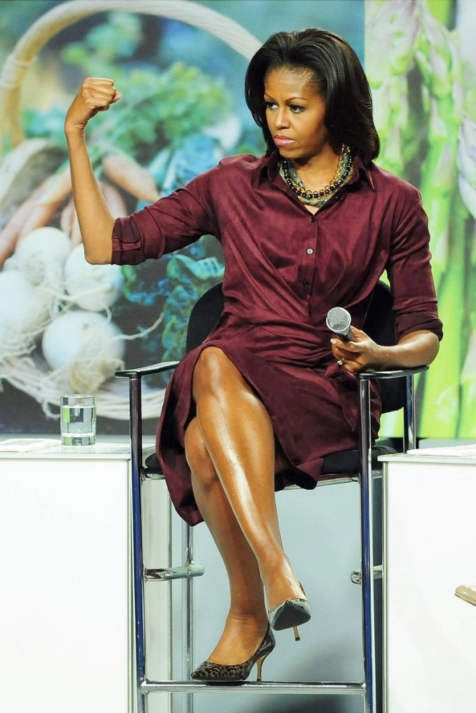 Michelle Obama: fabulous at 50 - That's Not My Age - photo#15