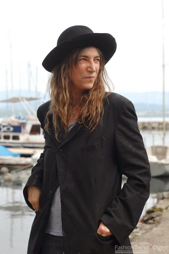 Quote Of The Week Patti Smith That S Not My Age