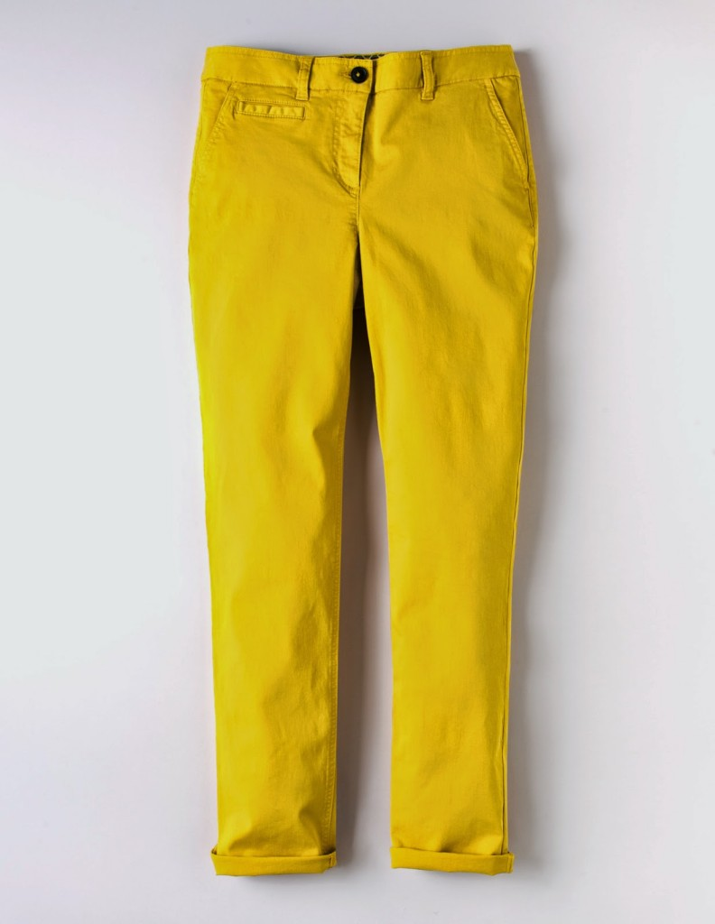 Would you wear yellow that 39 s not my age for Boden yellow