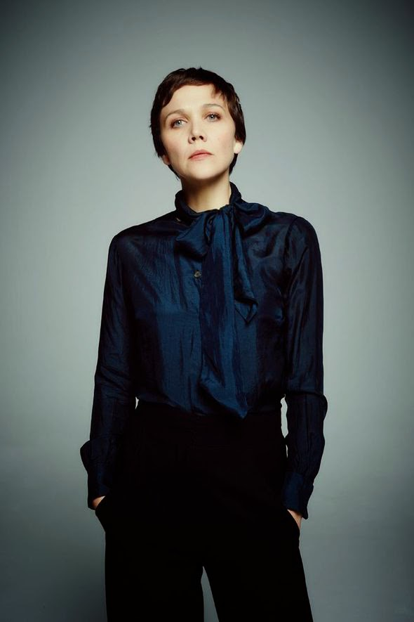 Style Inspiration Maggie Gyllenhaal In The Honourable Woman That S Not My Age