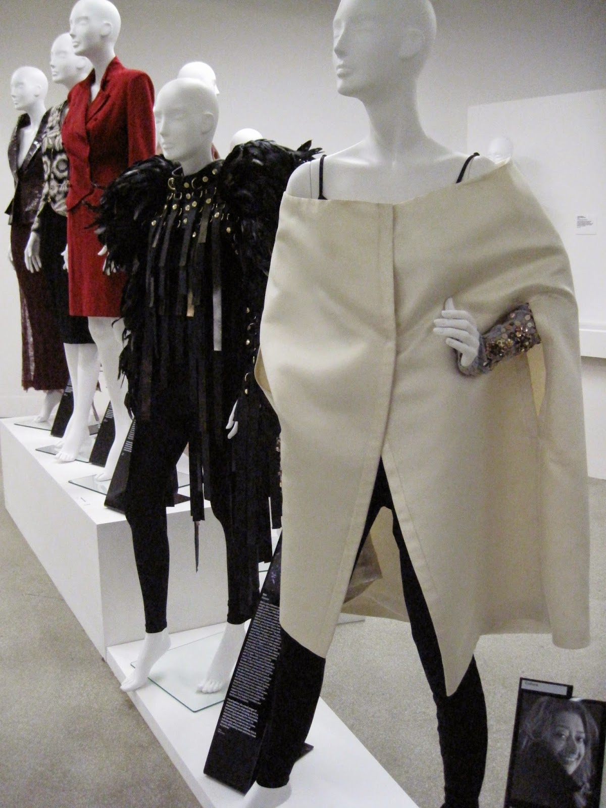 Women Fashion Power Exhibition At The Design Museum That