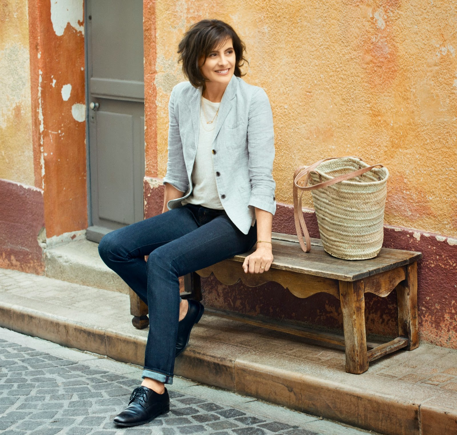 ines de la fressange archives that 39 s not my age. Black Bedroom Furniture Sets. Home Design Ideas