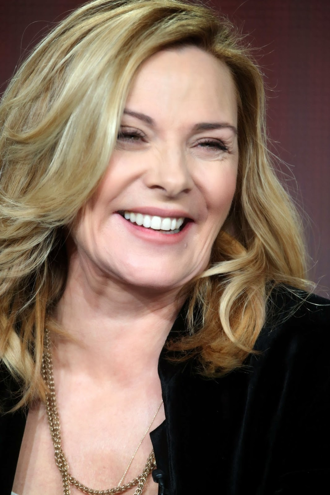 Talking about the menopause — That's Not My Age Kim Cattrall