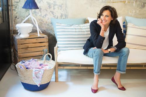 Ines-De-La-Fressange-opens-Paris-store