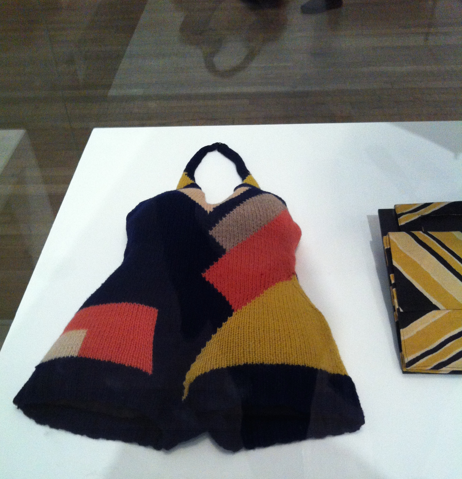 Sonia Delaunay knitted bathing suit-105