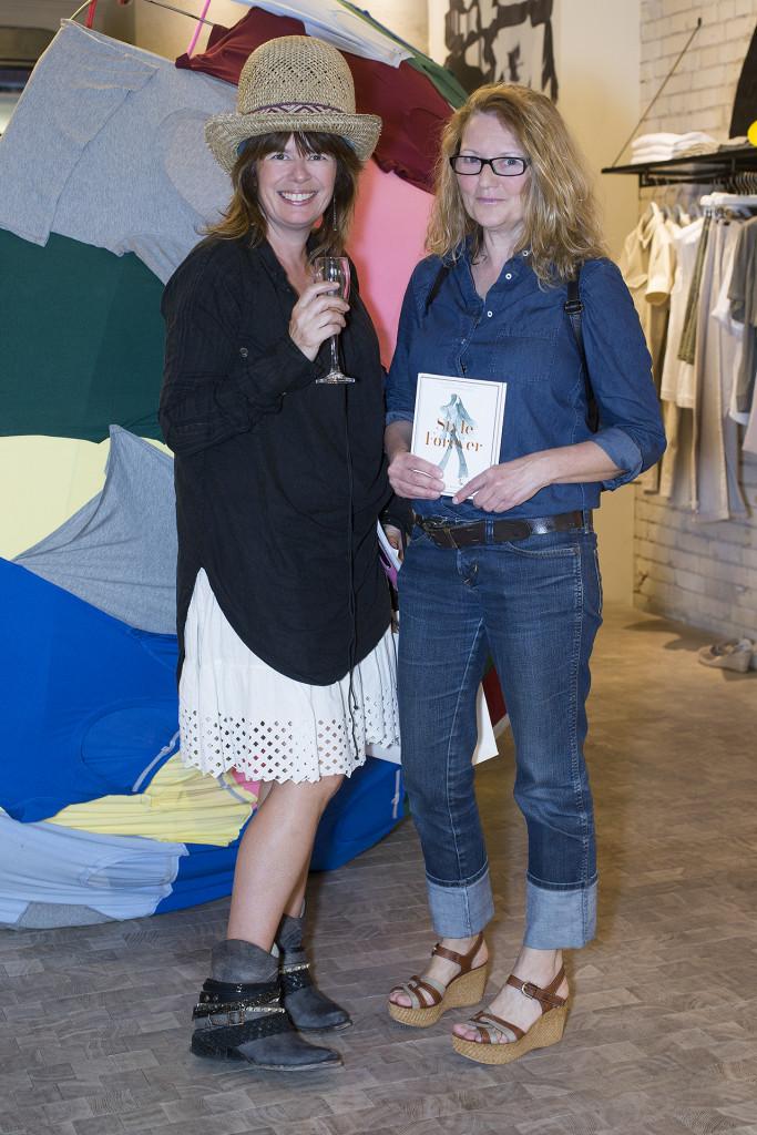 Helen Carey stylist and photographer Wendy Carrig