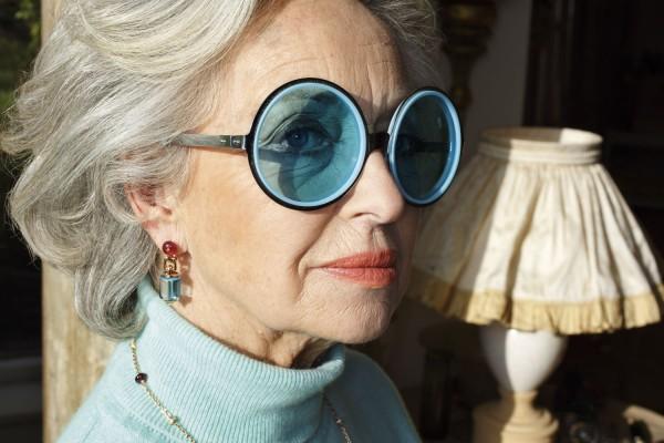 granny5, sunglasses