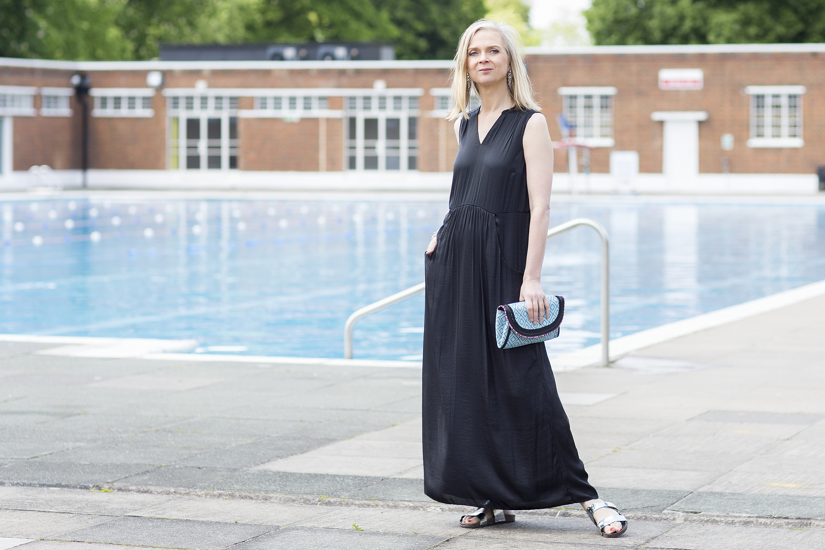 Alyson Walsh; Thats Not My Age; Marks And Spencer; Street Style;