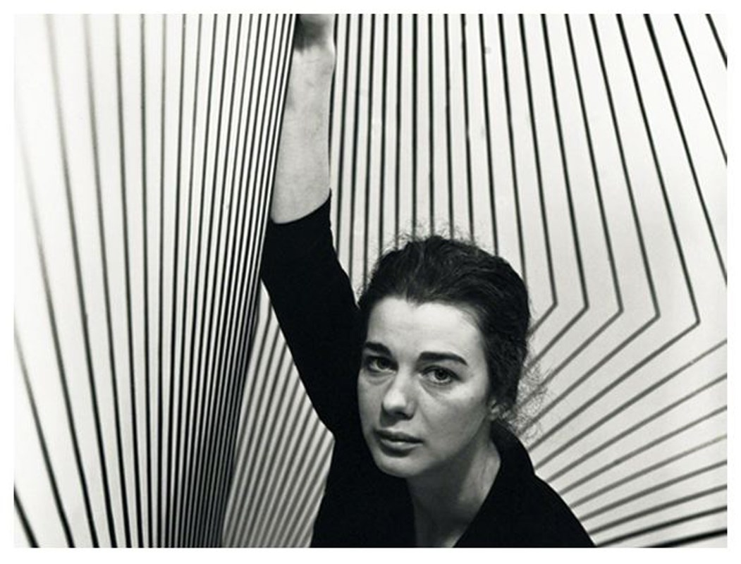 Bridget Riley 1960s