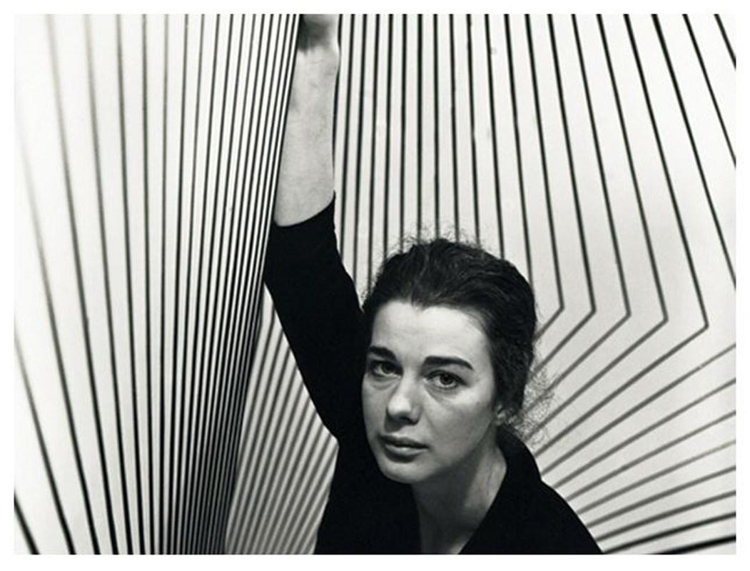 Bridget Riley 1960s