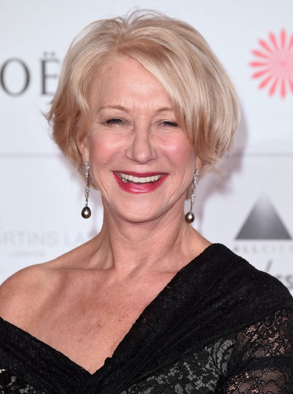 Helen Mirren At 70 That S Not My Age
