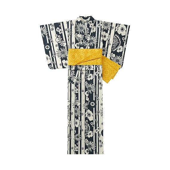 yukata kimono uniqlo