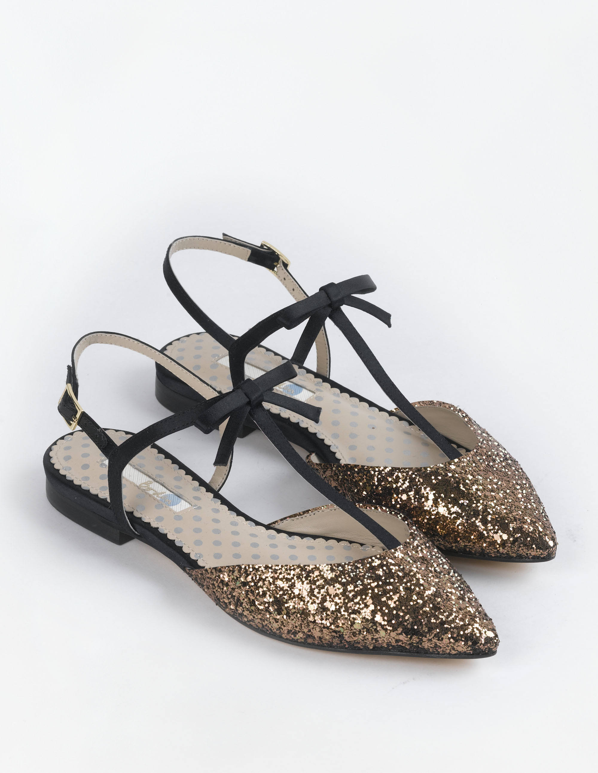 Boden sparkly shoe
