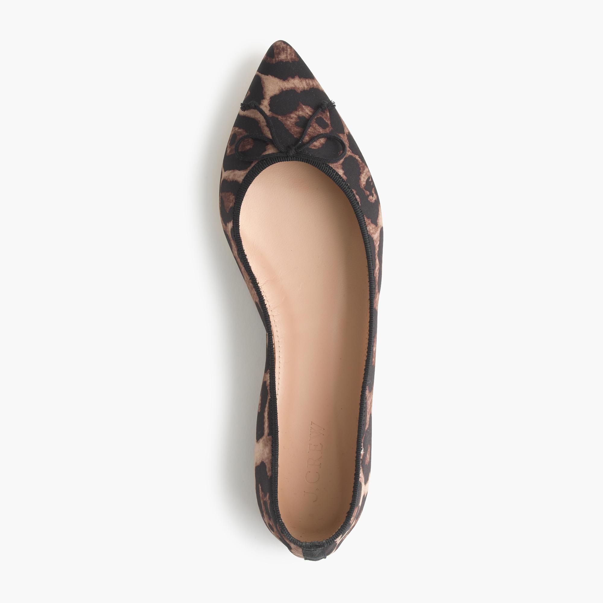 leopard pointy flat_d1