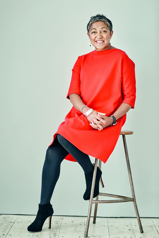 Hope Founder and CEO Nayna McIntosh