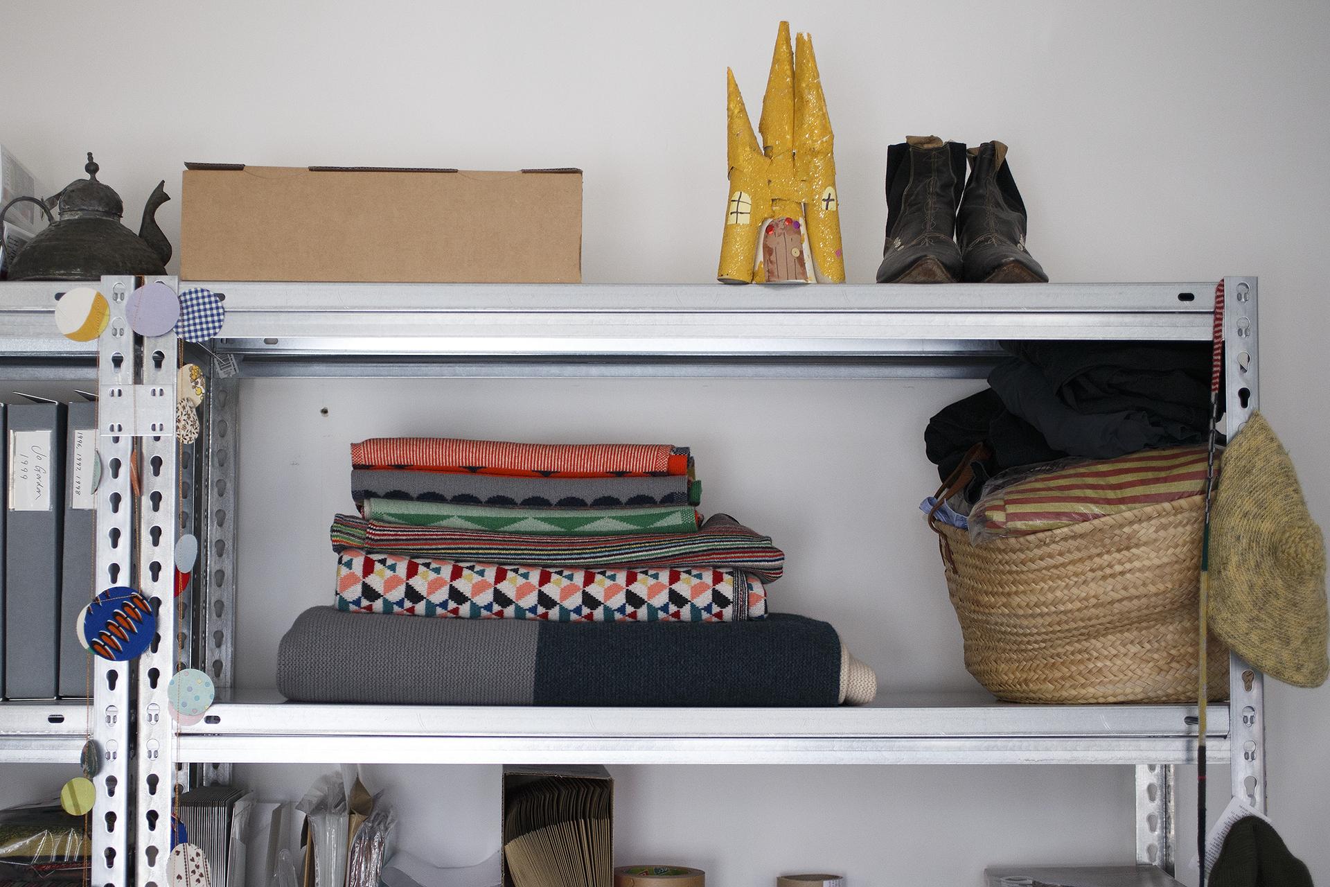 Jo Gordon; Knitwear Designer;