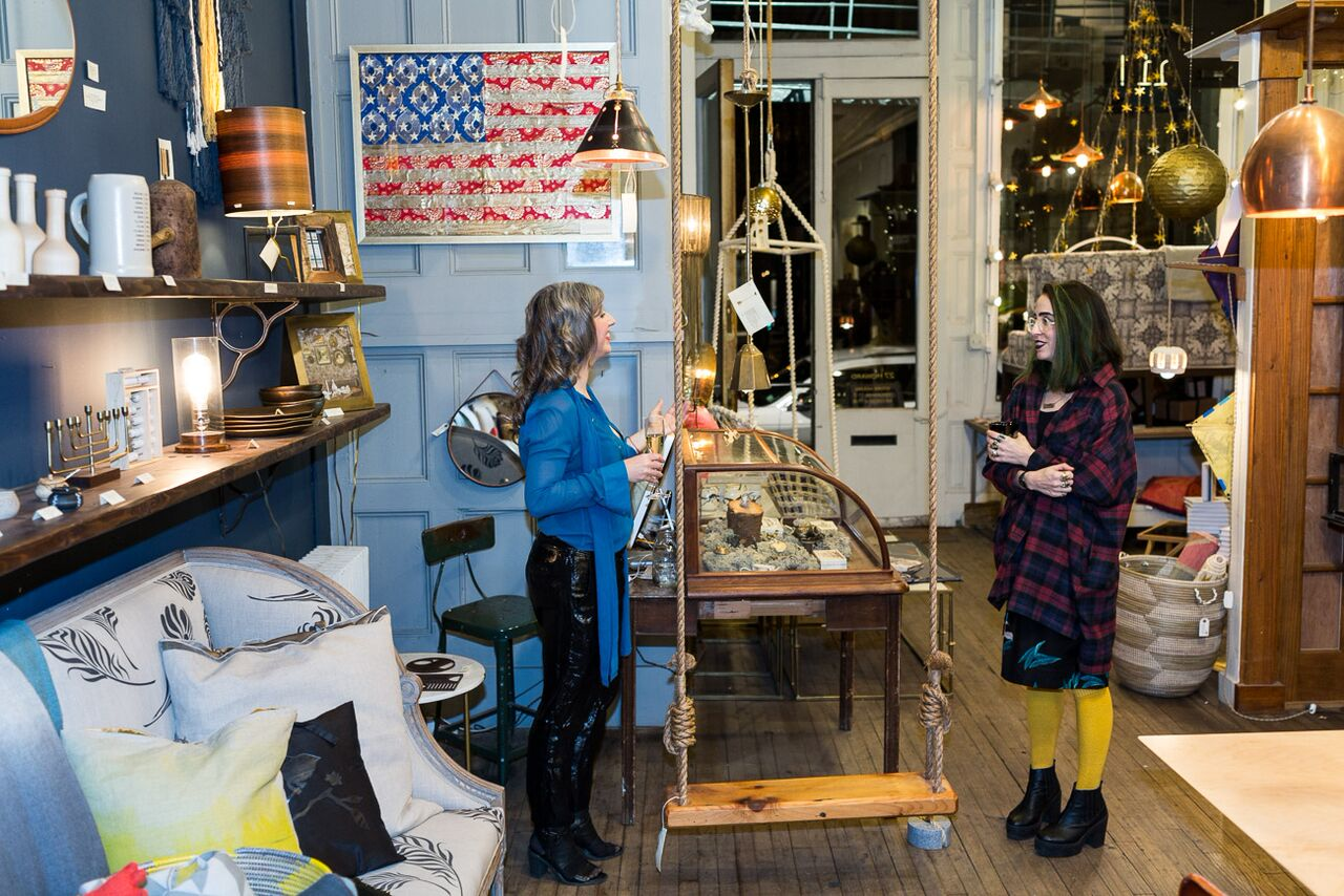 Michele Varian store, Style Forever launch