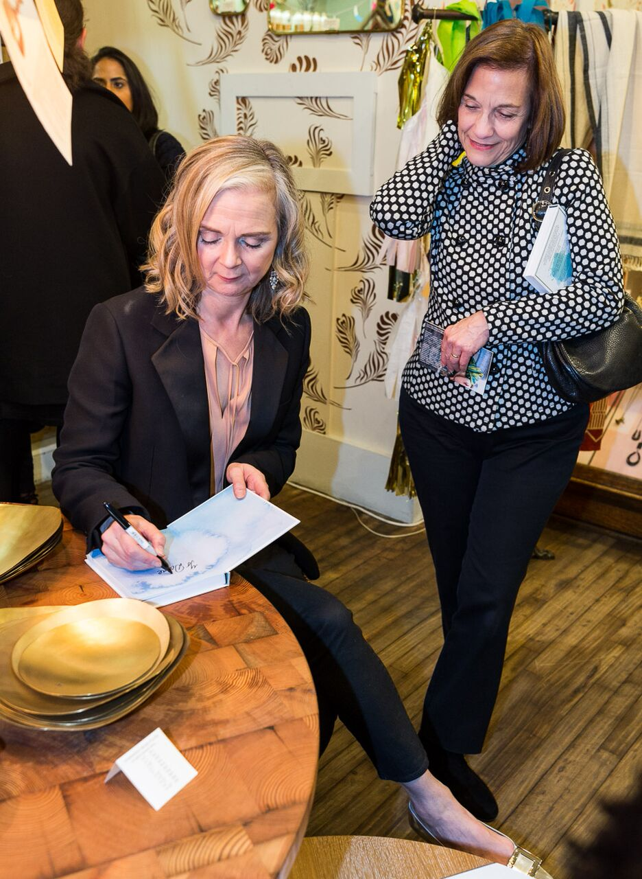 Style Forever book signing