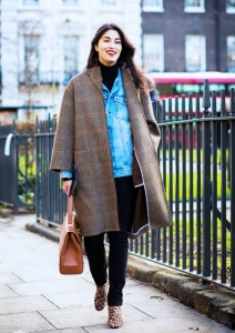 How to wear flat shoes and boots right now