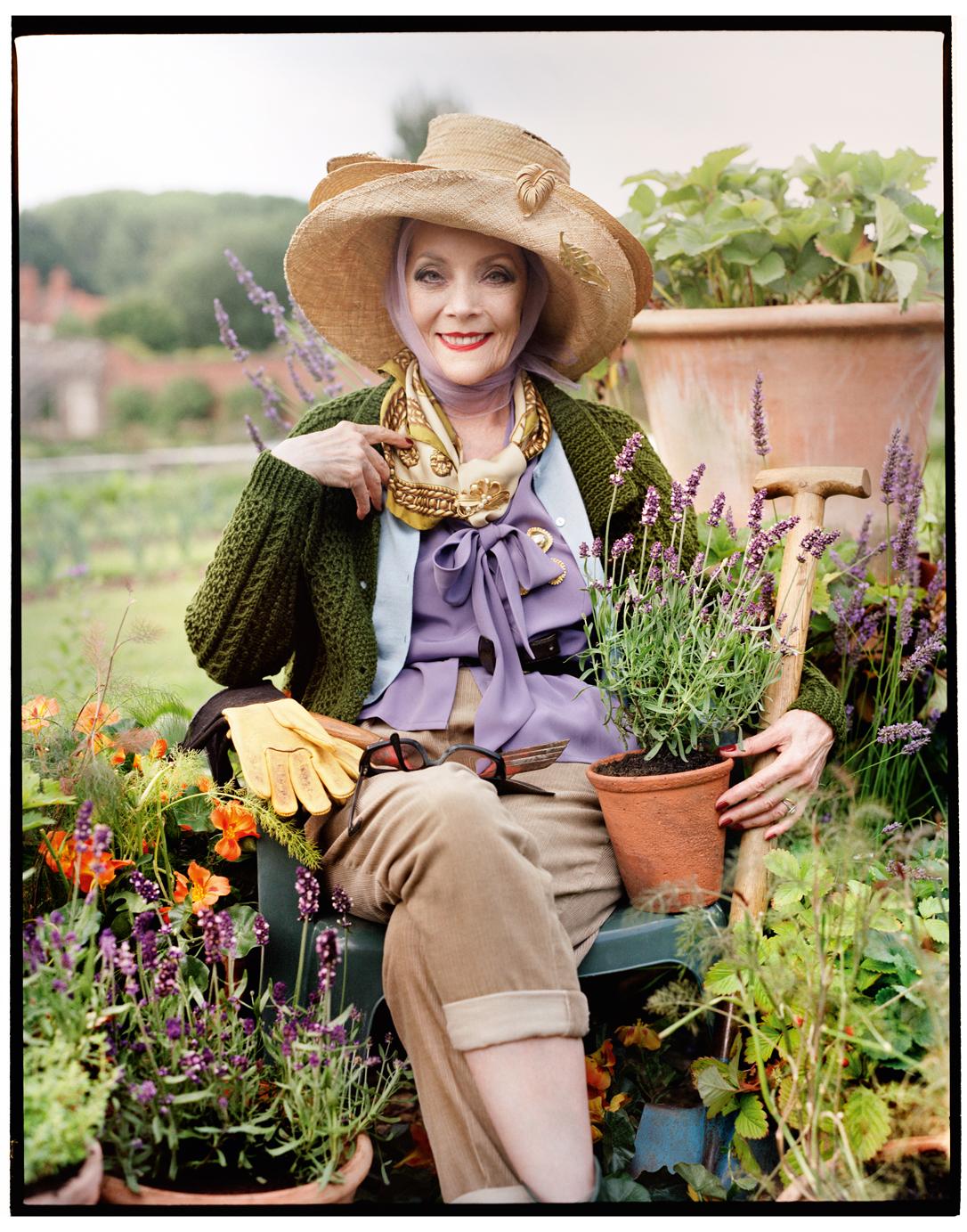 Gitte Lee - J Malone Herb Garden - Three-1