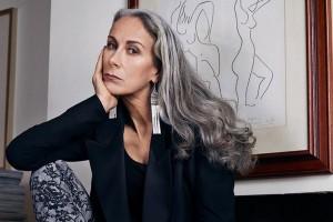 Caryn Franklin talks menopause