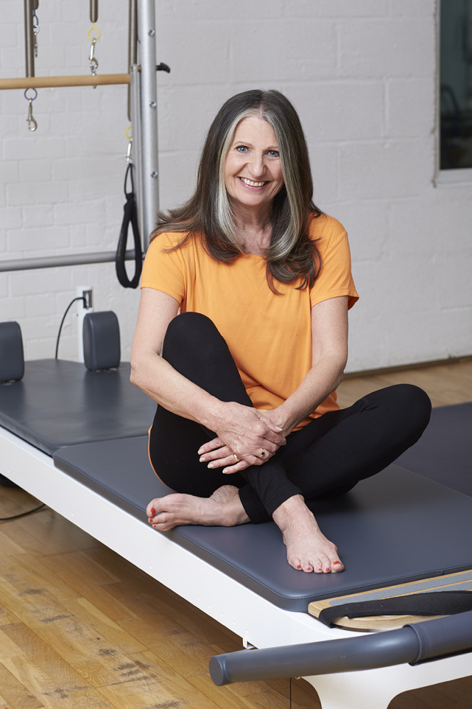 Lynne Robinson; Pilates Control Founder;