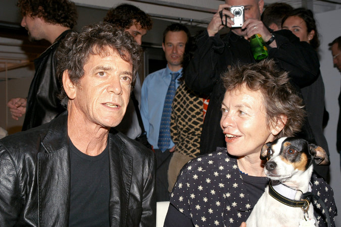 LaurieANDERSON4-Lou Reed675