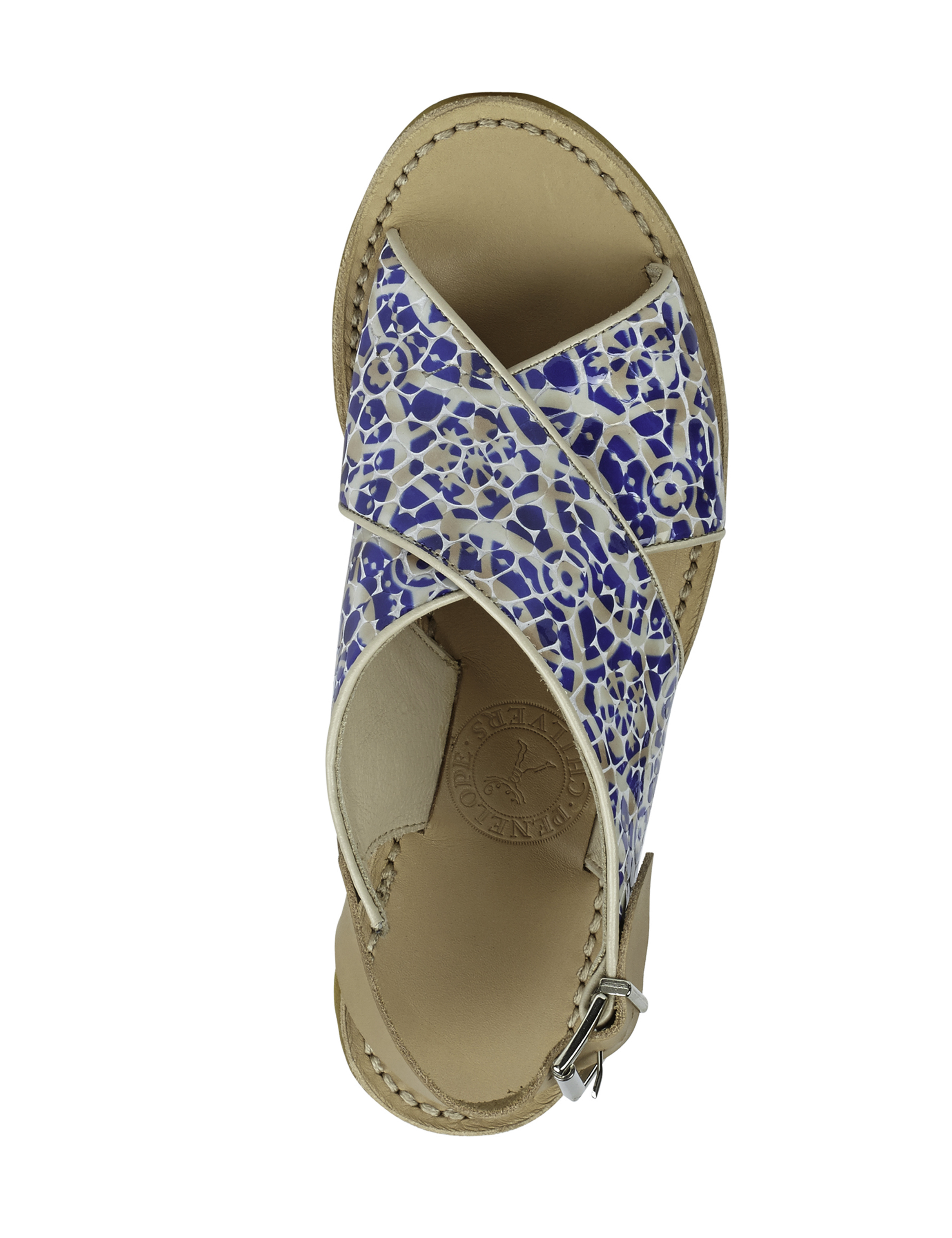 MAX ALHAMBRA BLUE WHITE sandals9 copy