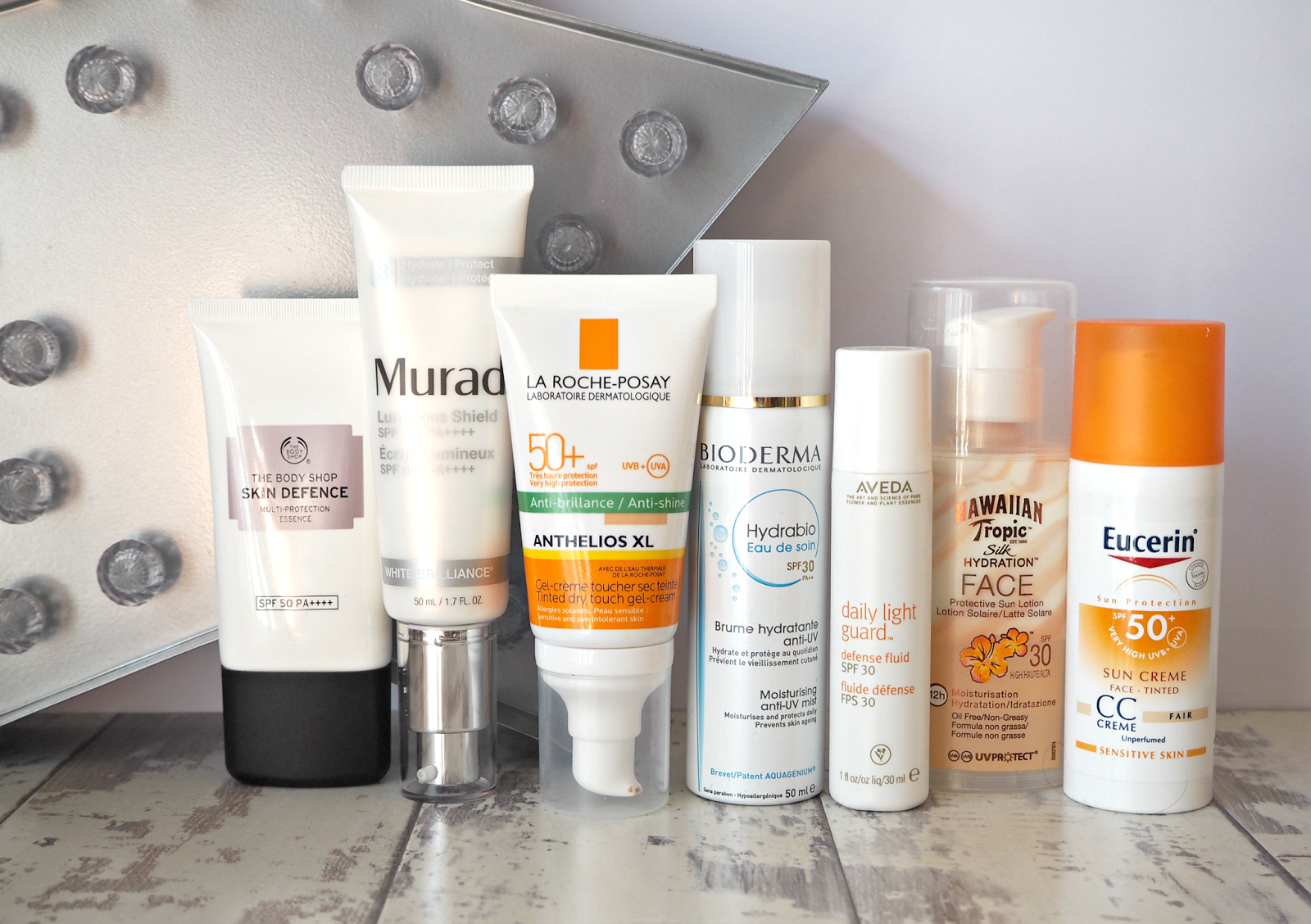 Some Of My Favourite Summer Essentials The Facial SPFs That You'll Actually Want To Wear
