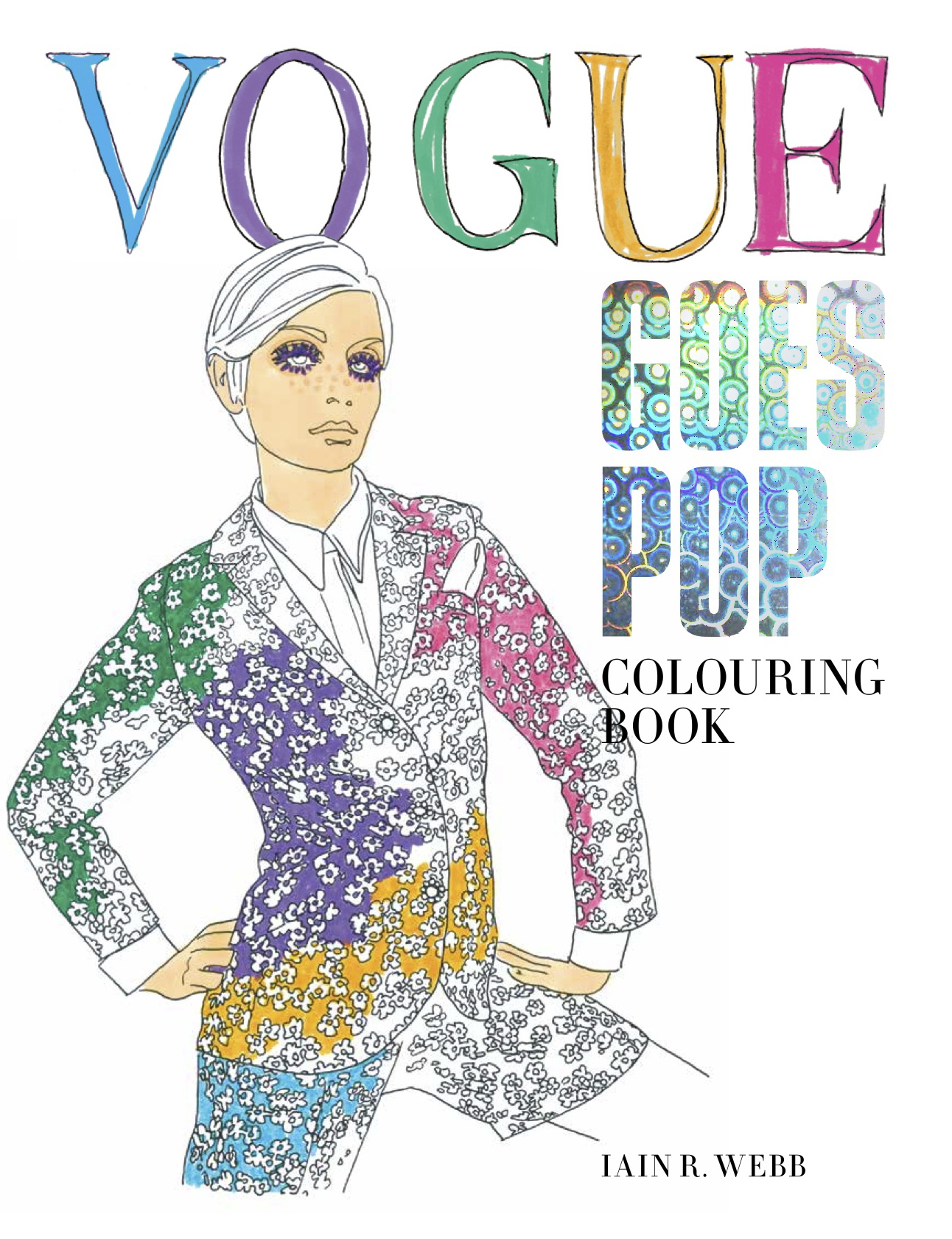 VOGUE GOES POP cover 1