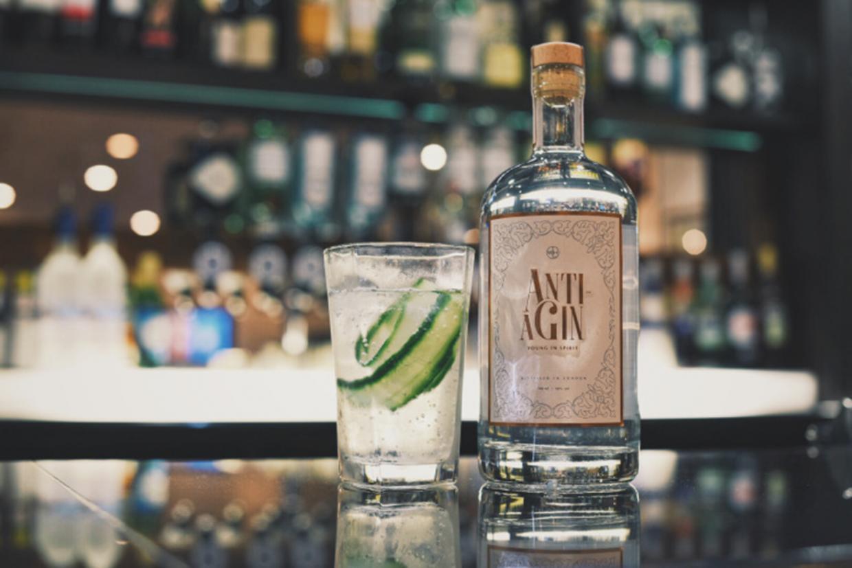 anti ageing gin