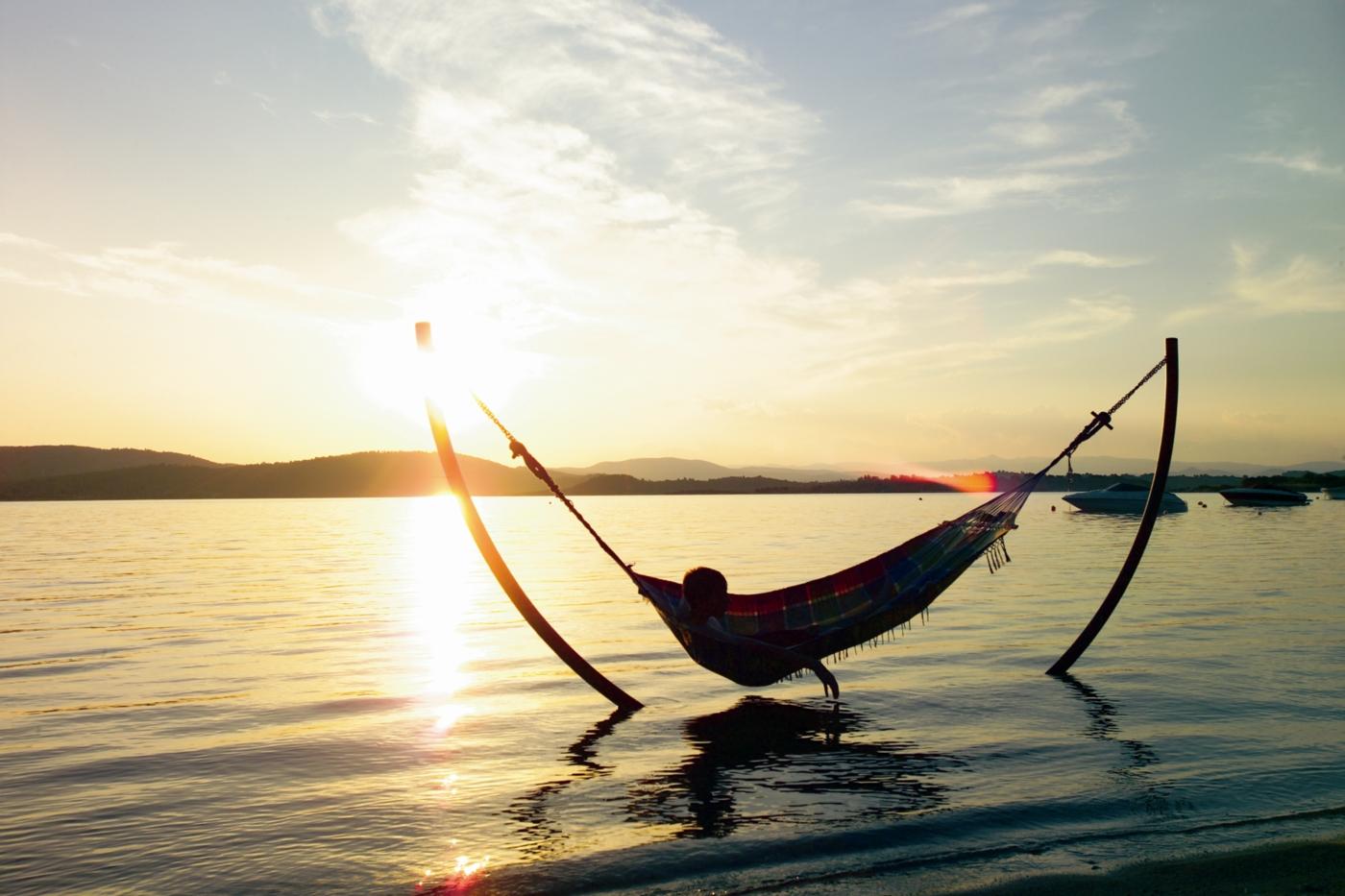 holiday hammock