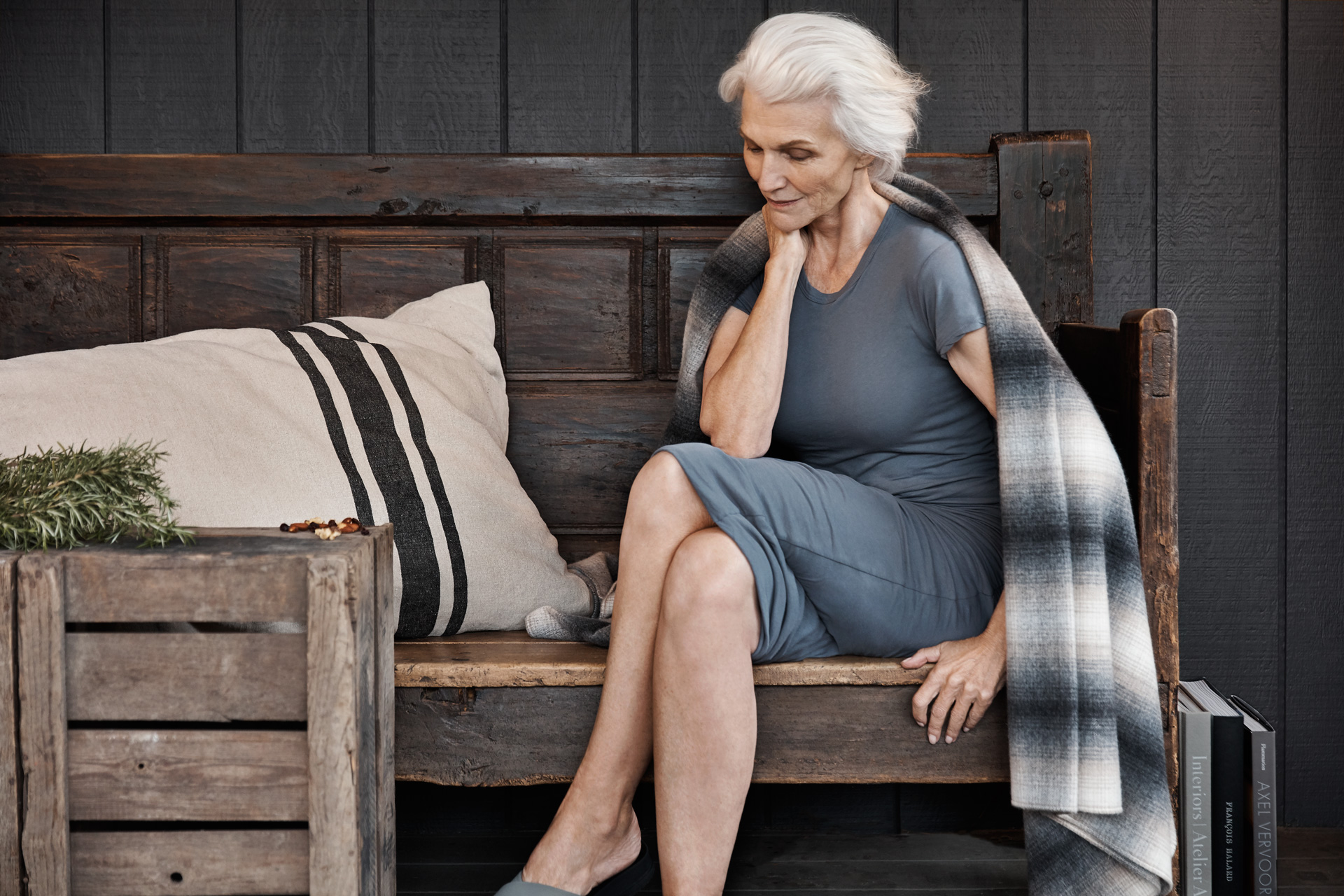 Older Models Maye Musk For James Perse That S Not My Age