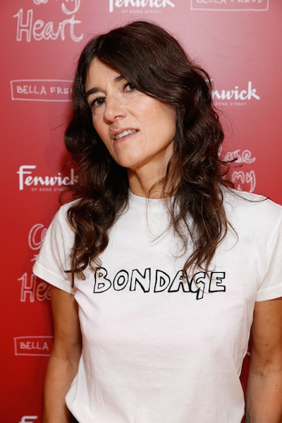 LONDON, ENGLAND - SEPTEMBER 06: Bella Freud attends the Bella Freud Fragrance Launch at Fenwick Of Bond Street on September 6, 2016 in London, England. (Photo by Darren Gerrish/Getty Images) *** Local Caption *** Bella Freud