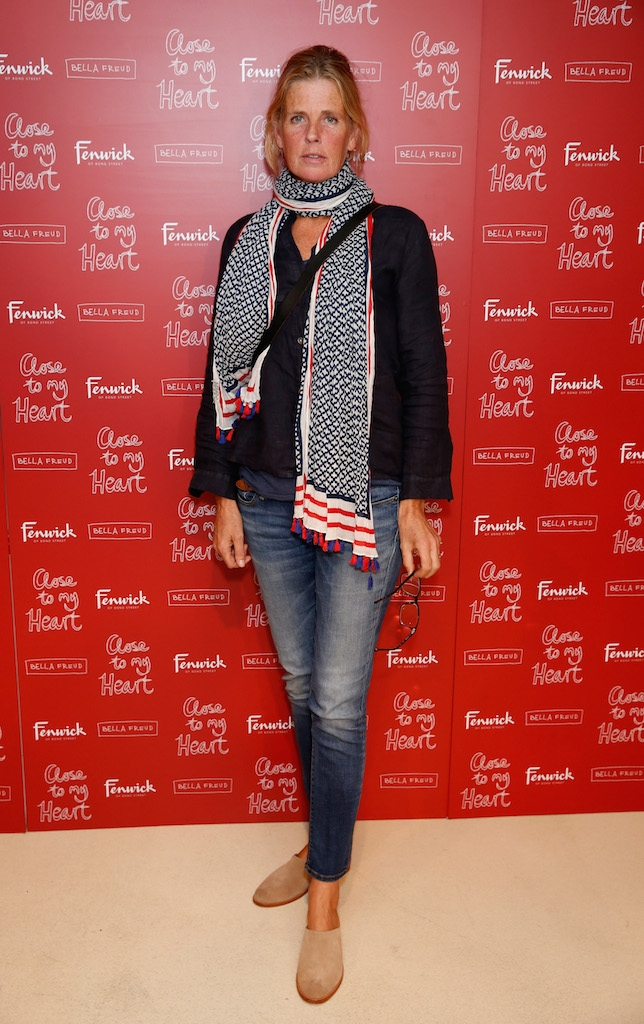 LONDON, ENGLAND - SEPTEMBER 06:  Jeny Howorth attends the Bella Freud Fragrance Launch at Fenwick Of Bond Street on September 6, 2016 in London, England.  (Photo by Darren Gerrish/Getty Images) *** Local Caption *** Jeny Howorth