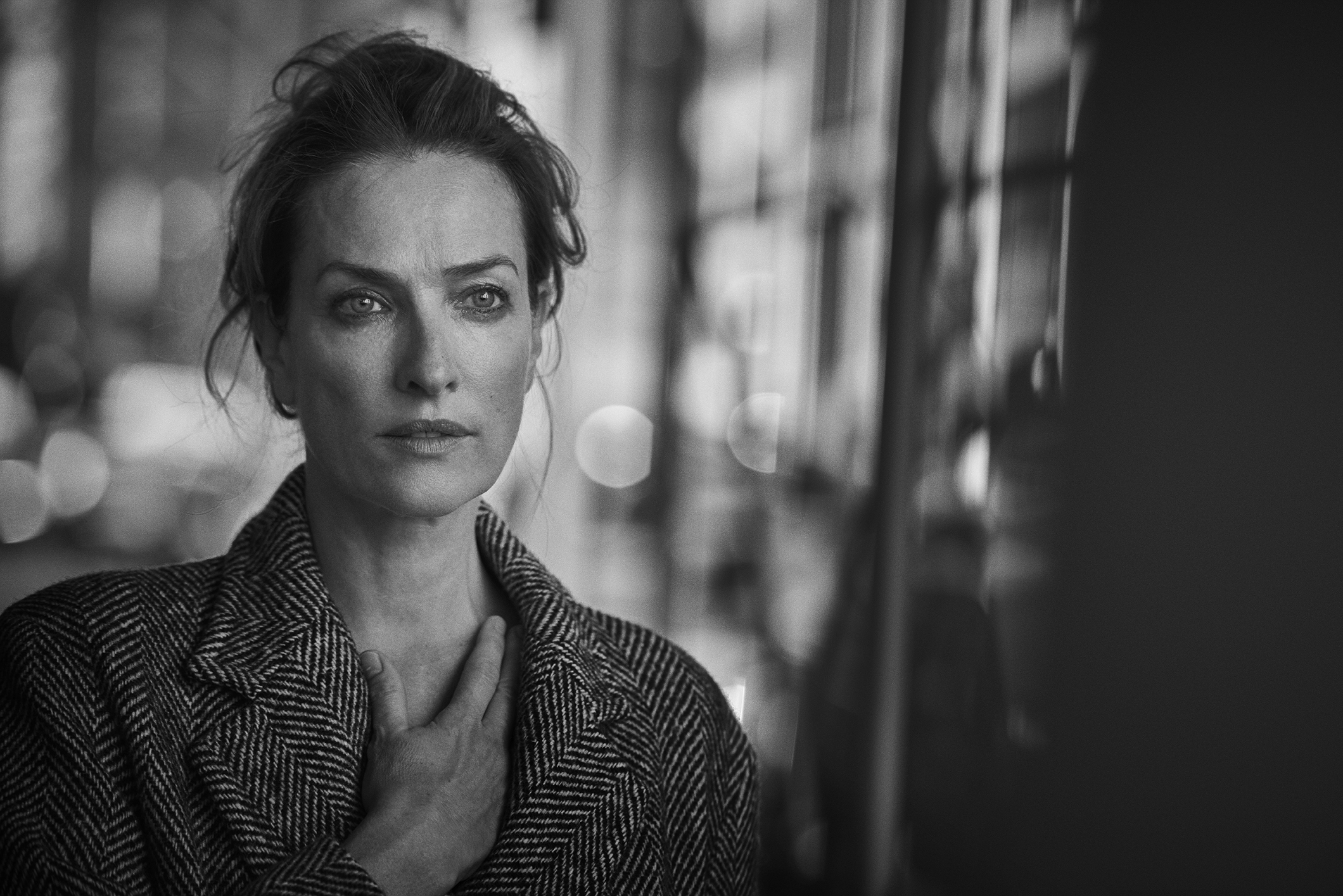 There's currently an exhibition of Peter Lindbergh's work at the ...