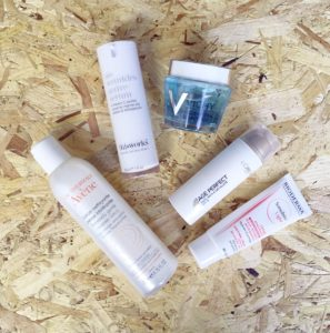 Stepping out of a skincare rut