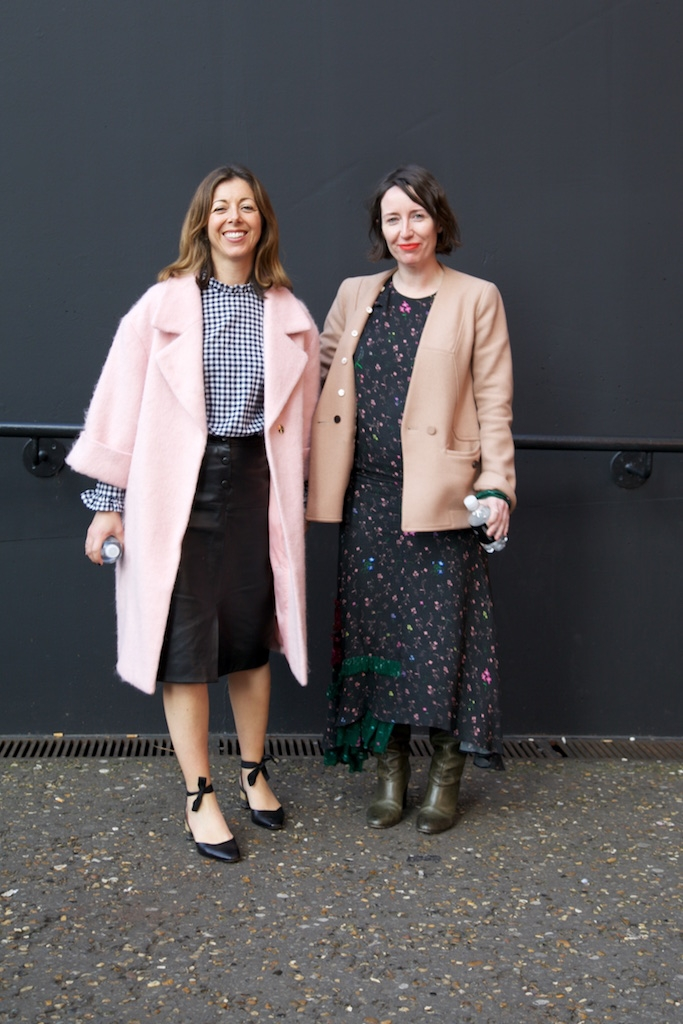 Street Style Forever At London Fashion Week