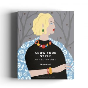 Not long till publication! Know Your Style: Mix It, Match It, Love it