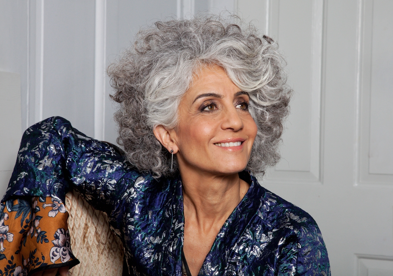 Party Ready Grey Hair And How To Achieve It That S Not