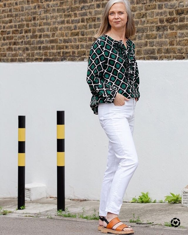 Casual Glamour: relaxed summer style
