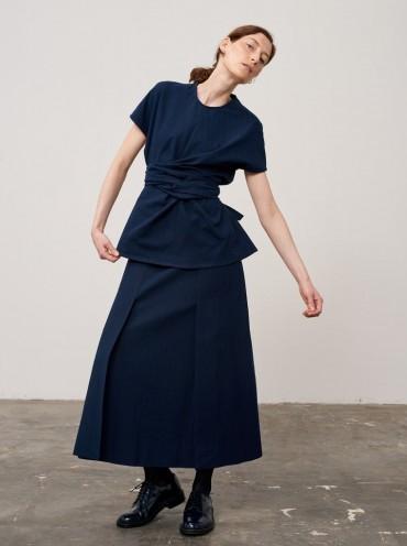 Gentlewoman Style at the Studio Nicholson pop-up