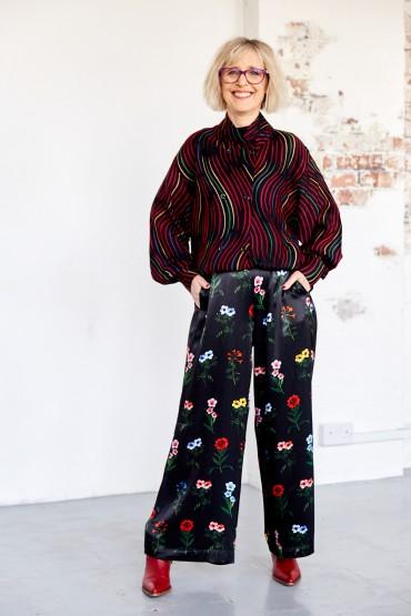 What Women Wear: Teresa Colonett