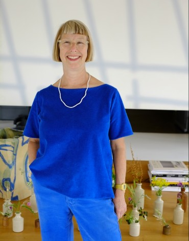 Creative Women at Work: interior design consultant Sue Parker