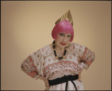 That's Not My Age Podcast Special Episode: Dame Zandra Rhodes