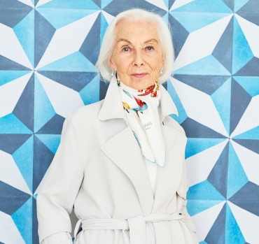 Irene McAulay: our 90-year-old style icon